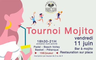Tournoi Mojito le 11 Juin 2021